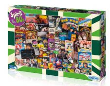 Spirit of the 1980's Jigsaw - 1000pc Jigsaw Puzzle
